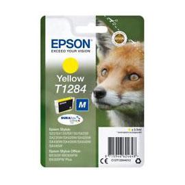 Epson - Cartuccia ink - Giallo - C13T12844012 - 3,5ml