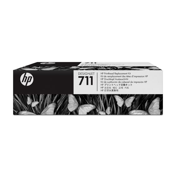 HP - kit di sostituzione testina di stampa - HP 711 Designjet