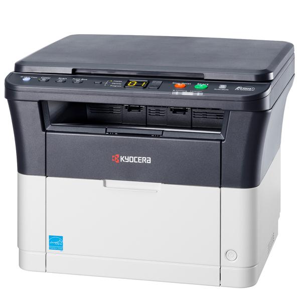 Kyocera - Multifunzione - 3in1 digitale laser monocromatica 20 ppm f.to A4 fs1220mfp