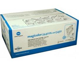 Konica Minolta - toner - 4539333 - ciano magicolor 5440dl/5450 alta capacita\