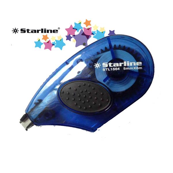 Correttore a nastro - 5mm x 8mt - Starline