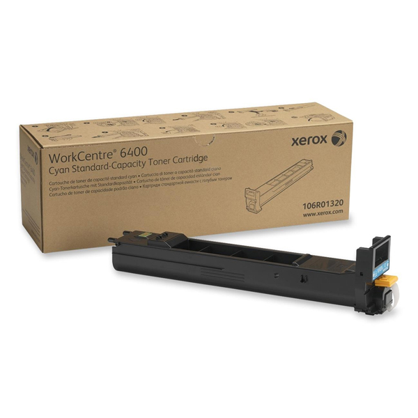 Xerox - Toner - Ciano - 106R01320 - 8.000 pag
